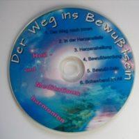 """Meditaitons-CD """"Der Weg ins Bewußtsein"""", Downloadprodukt"""