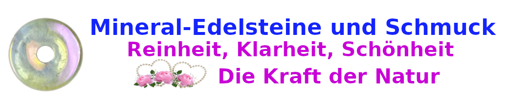Edelsteine, Heilsteine, Kettenanhänger, Schmuck
